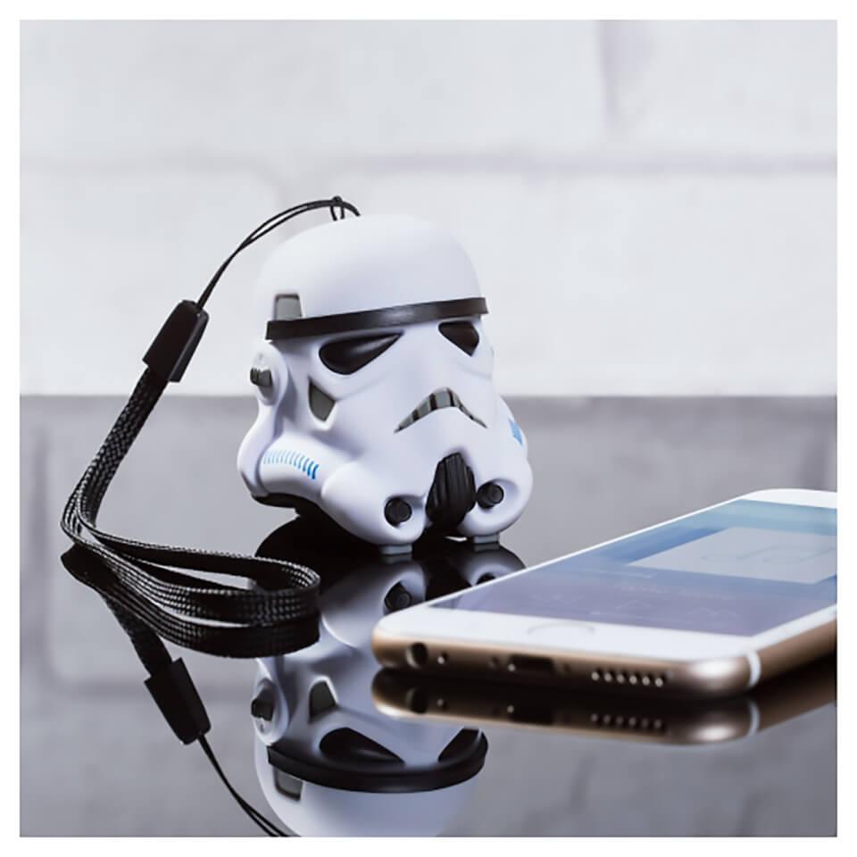 Altavoz Bluetooth Mini Star Wars Soldado de asalto