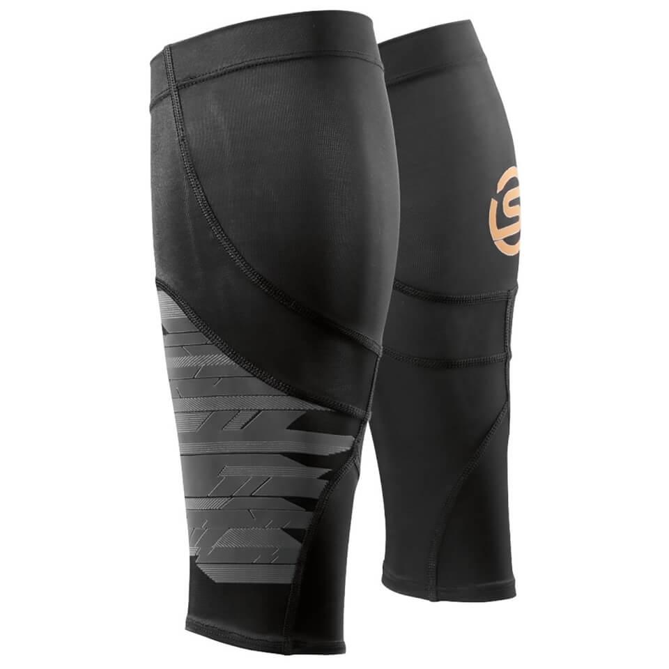 skins-unisex-essential-starlight-calf-tights-mx-oblique-l-black