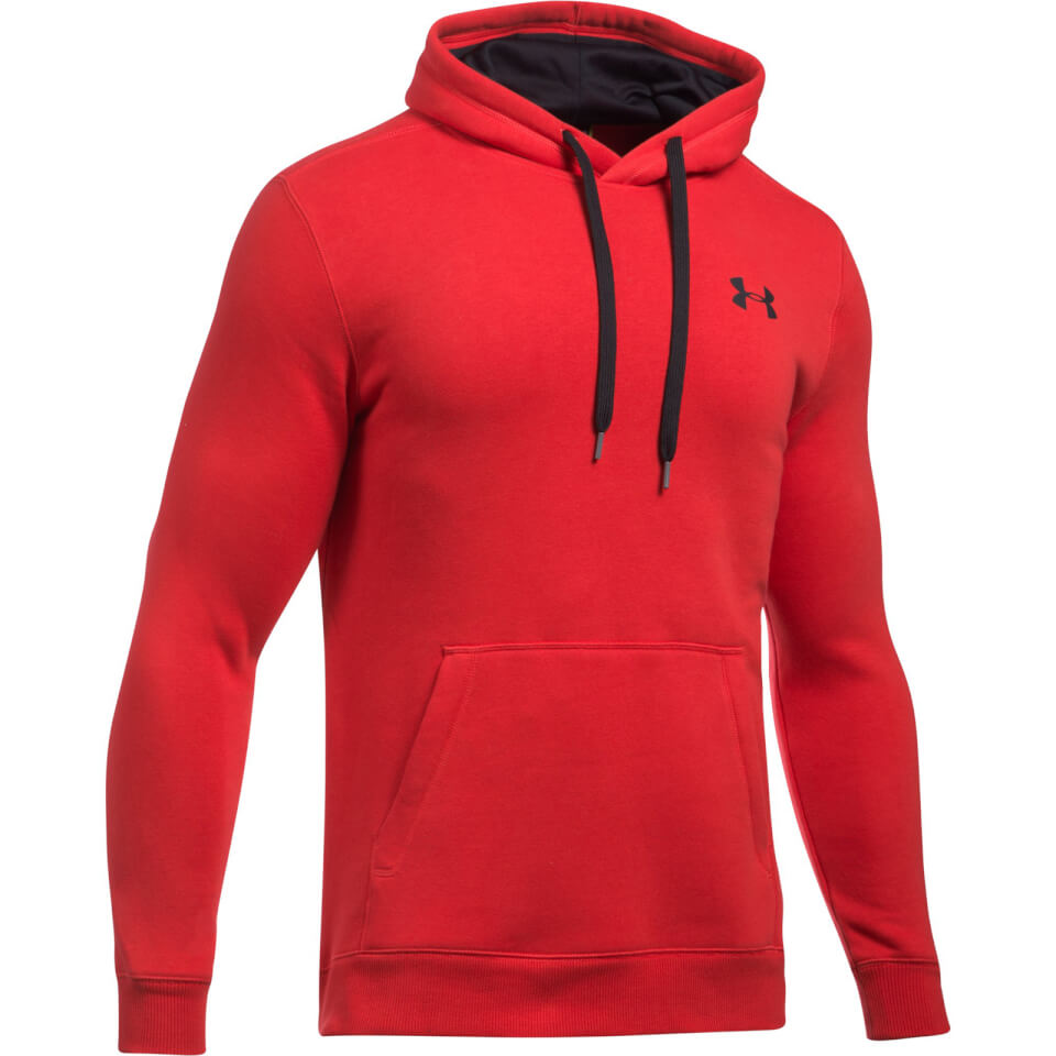 under-armour-men-rival-fitted-hoody-red-xl-red