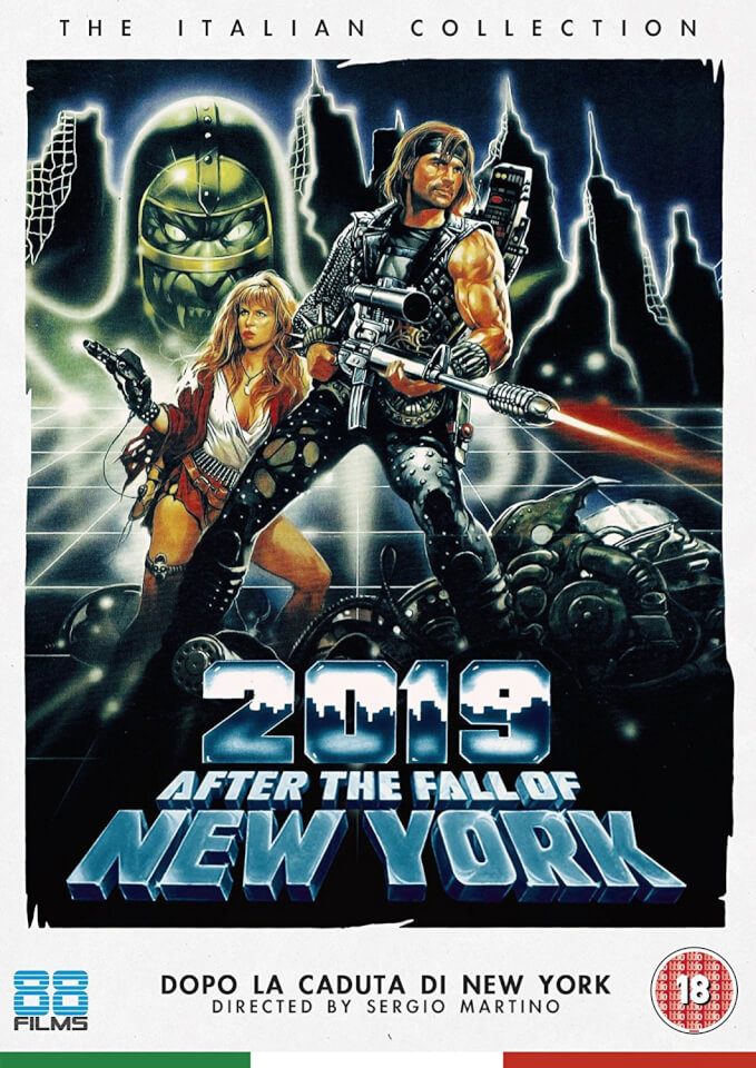 2019: After The Fall Of New York