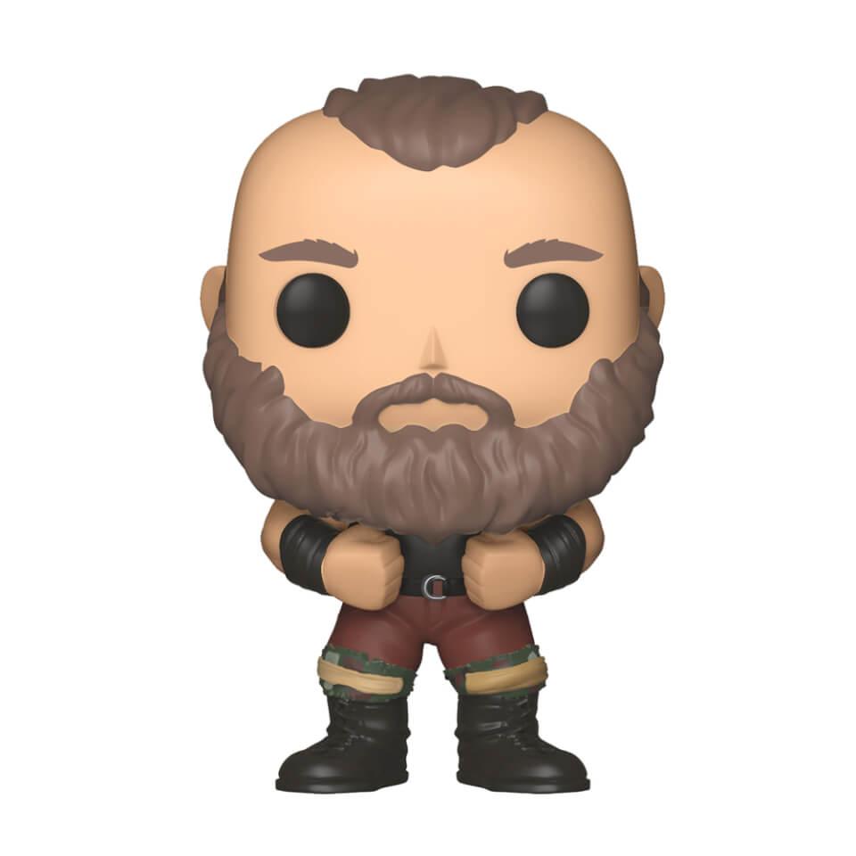 WWE Braun Strowman Pop! Vinyl Figur