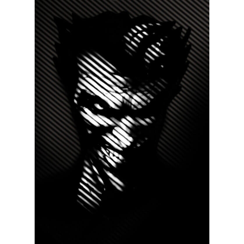 Tin PostersDC Comics Metal Poster - Batman Noir Joker(32 x 45cm )