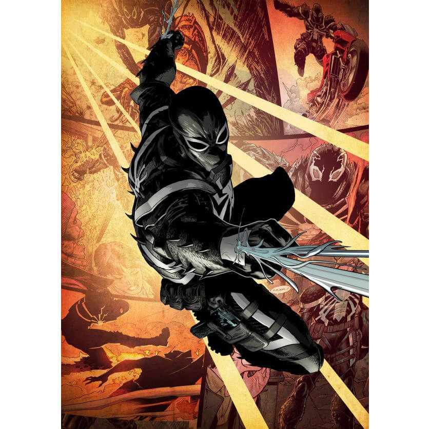 Tin PostersMarvel Comics Metal Poster - All New All Different Venom(68 x 48cm )
