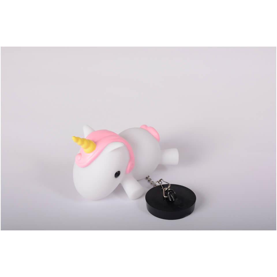 Tapón Bañera Unicornio (con luz)