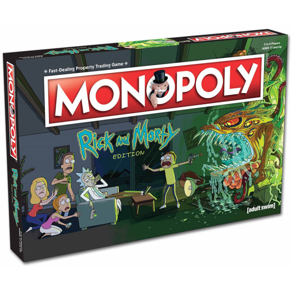 monopoly-rick-morty-edition