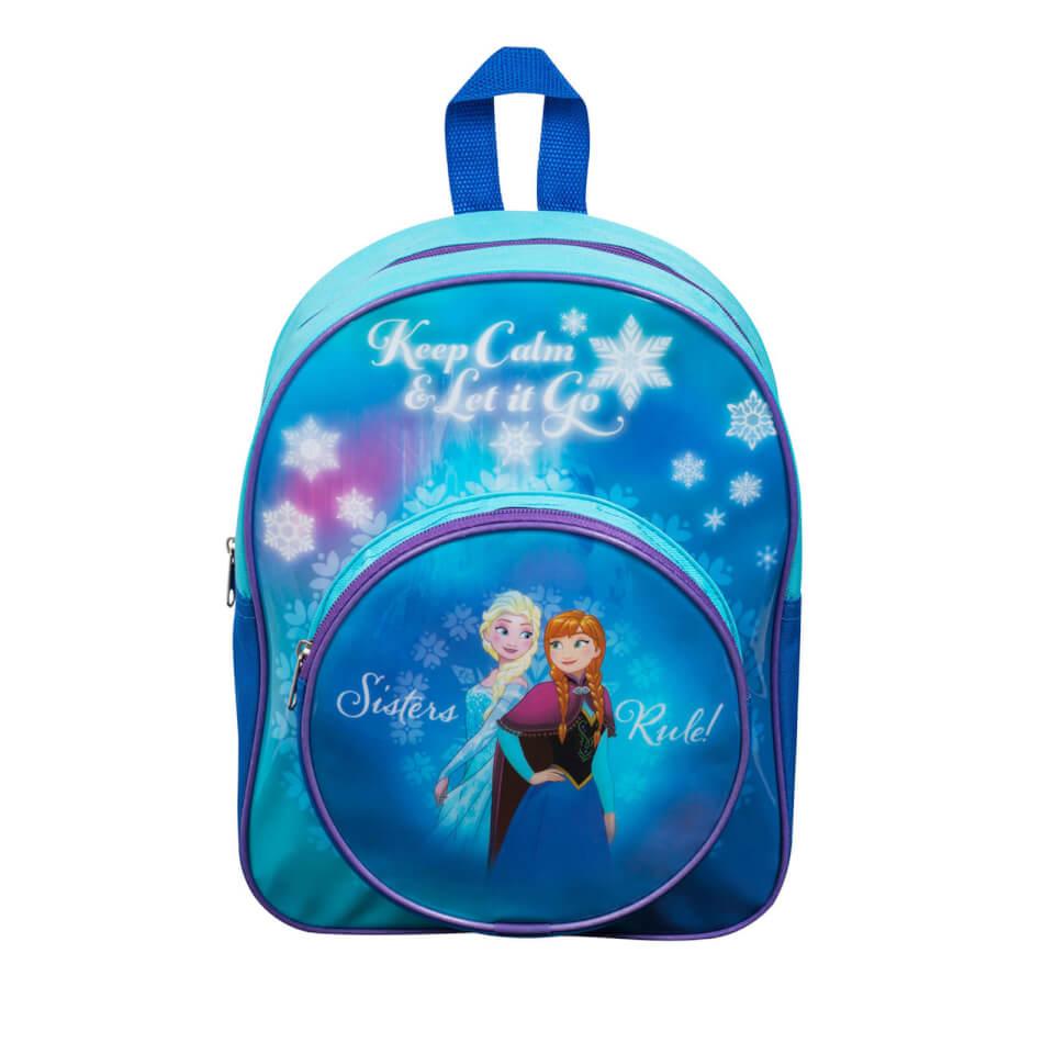 Mochila Disney Frozen - Azul