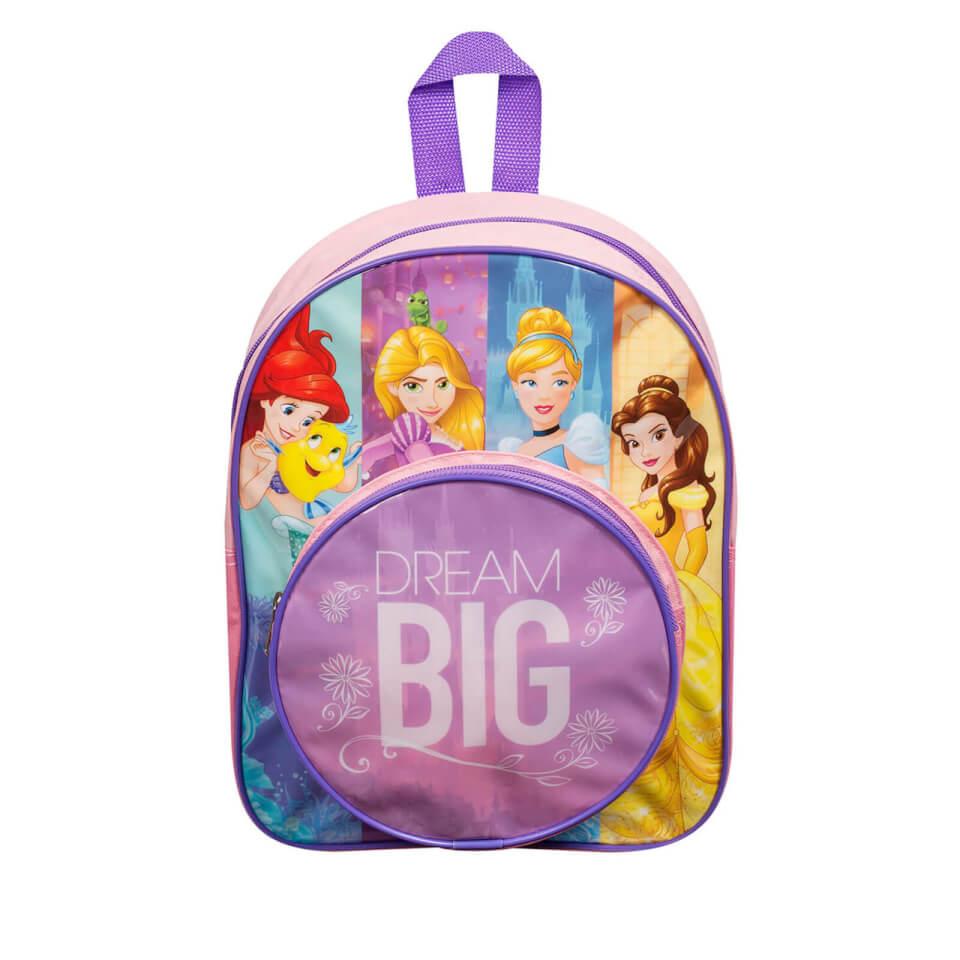 Mochila Princesas Disney - Rosa