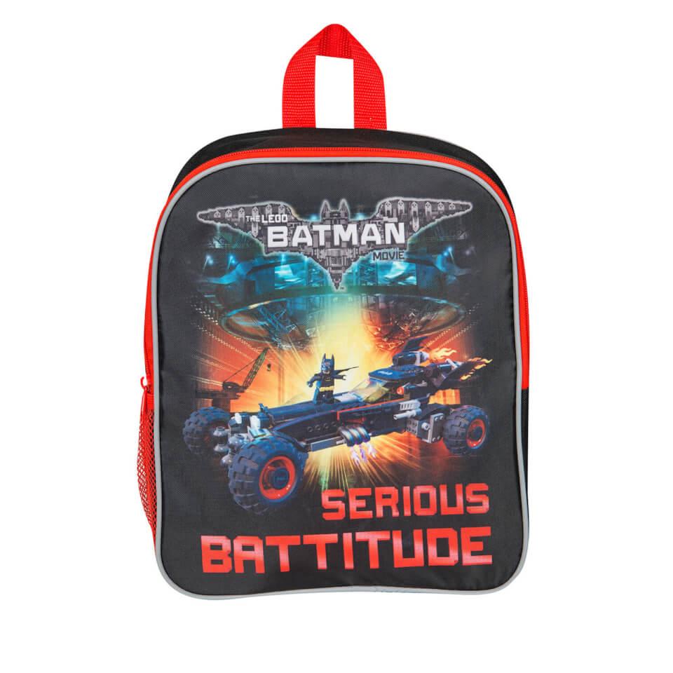 Mochila LEGO Batman - Rojo