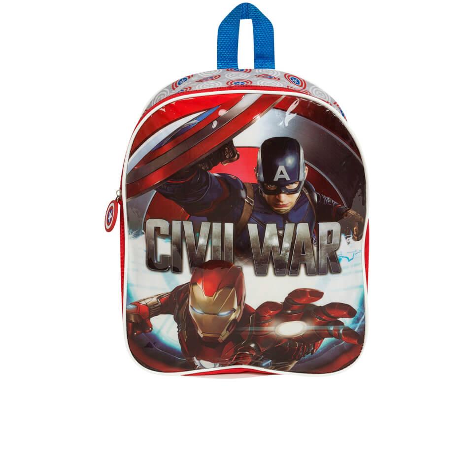 Marvel Captain America Civil War Rucksack Blau