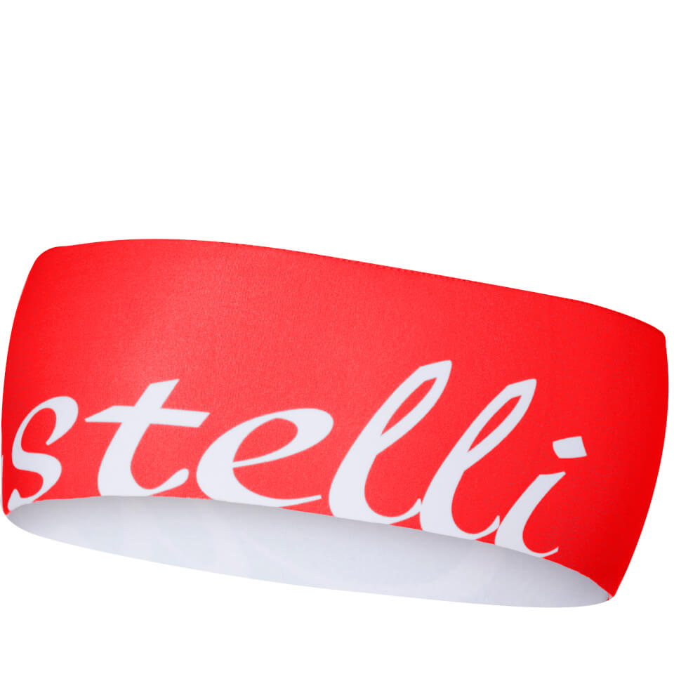 castelli-women-viva-donna-headband-red