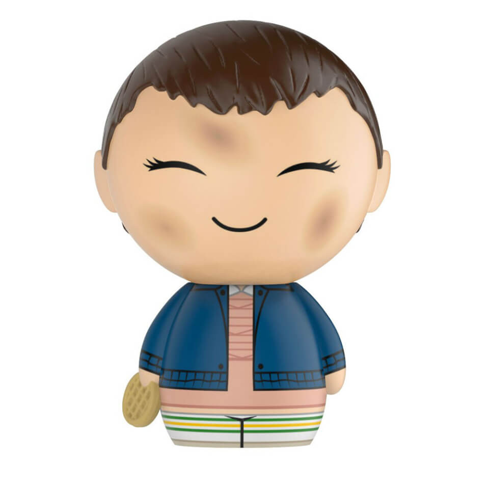 Stranger Things Eleven Dorbz Vinyl Figure Pop In A Box Uk