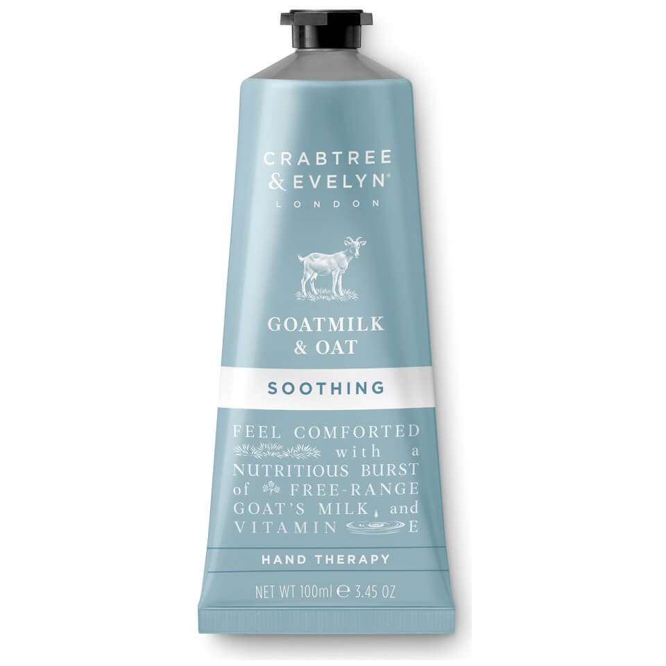 Crabtree and Evelyn Goatmilk & Oat Hand Therapy Handcreme