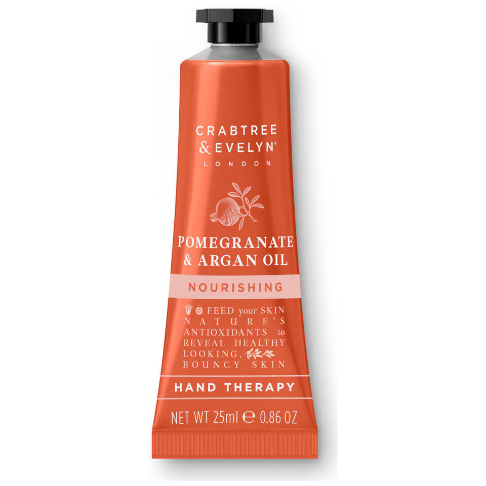 Crabtree and Evelyn Pomegranate and Argan Oil Hand Therapy Handcreme