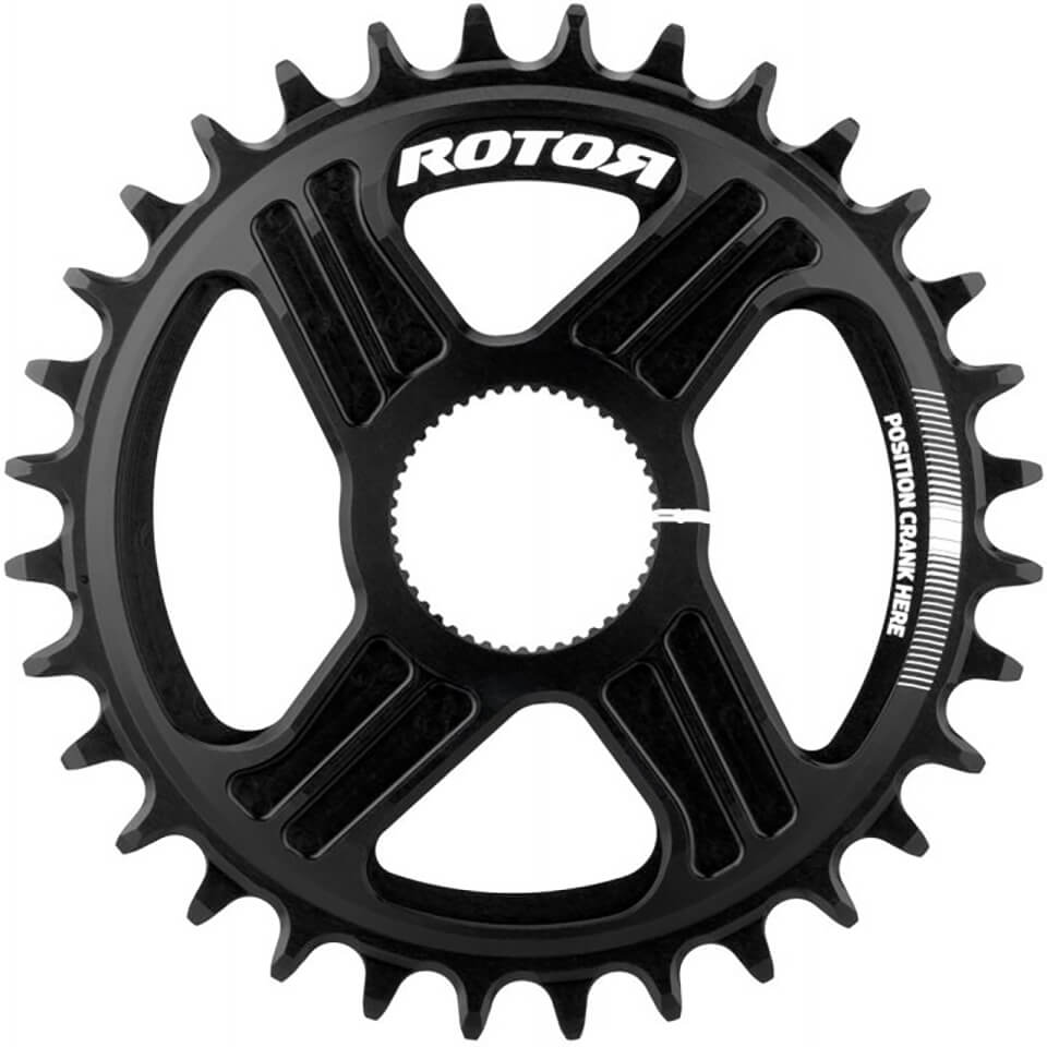 Rotor NoQ Direct Mount Hawk & Raptor Chainring | chainrings_component