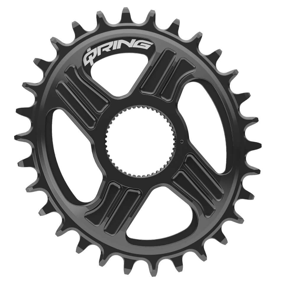 Rotor Q Direct Mount Hawk & Raptor Chainring | chainrings_component