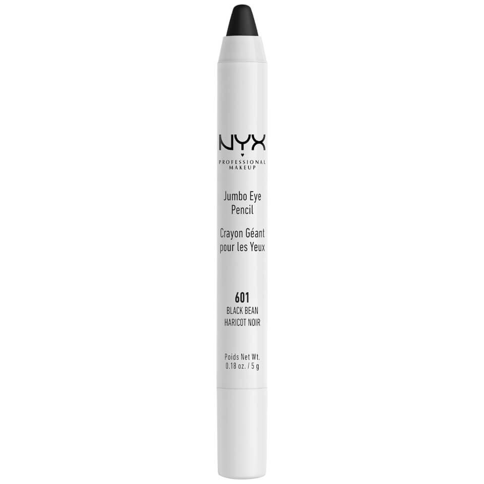 NYX Professional Makeup Lidschatten Black Bean Lidschatten