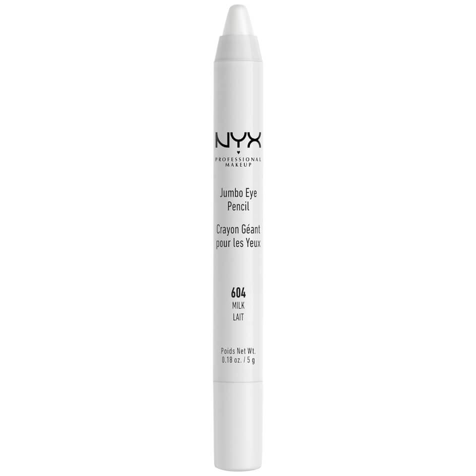NYX Professional Makeup Lidschatten 604 Milk Lidschatten