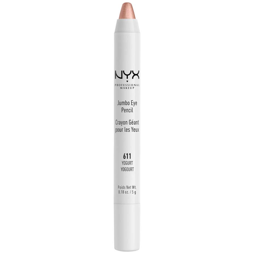 NYX Professional Makeup Lidschatten Yogurt Lidschatten
