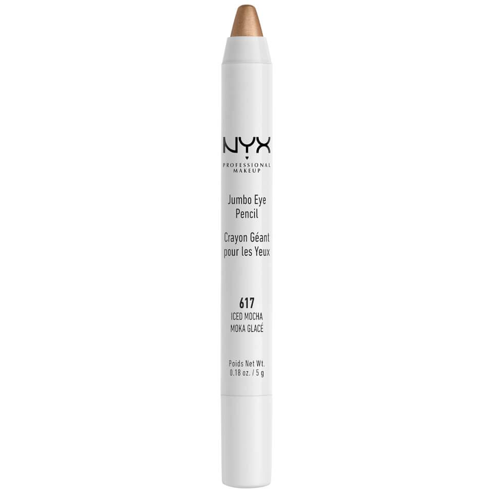 NYX Professional Makeup Lidschatten 617 Iced Mocha Lidschatten