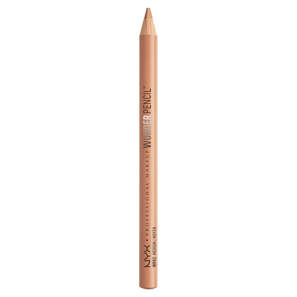 NYX Professional Makeup Concealer Nr. 02 - Medium Concealer 1.0 st