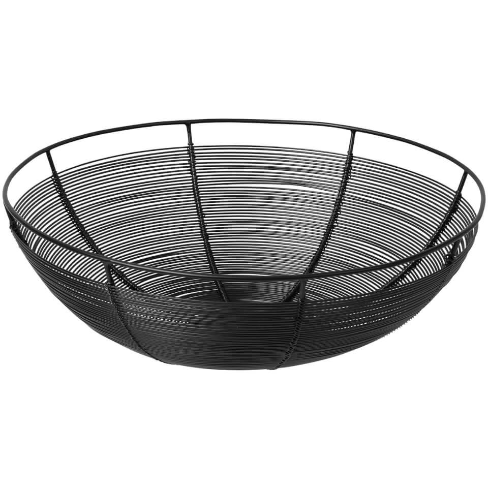 artificial 203 bread basket large brotkorb artificial. Black Bedroom Furniture Sets. Home Design Ideas