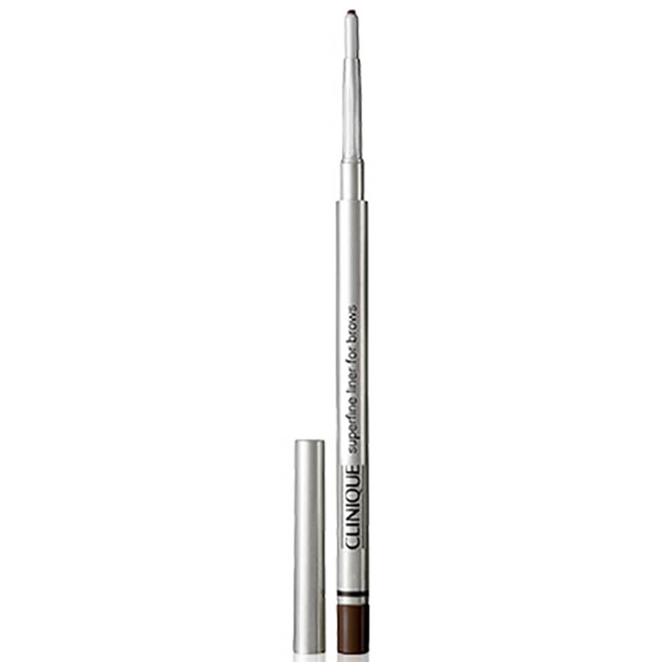 Clinique Super Fine Liner for Brows (Various Shades) Deep Brown
