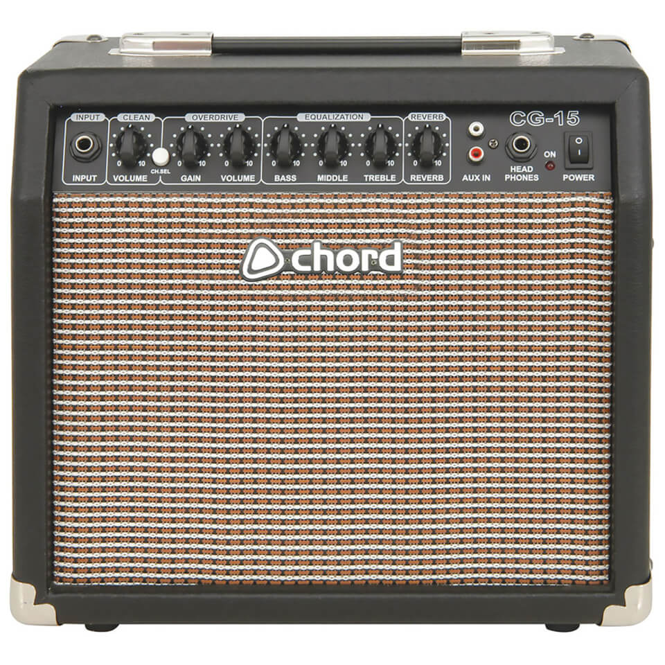 Amplificador de Guitarra Chord CG-15 15W