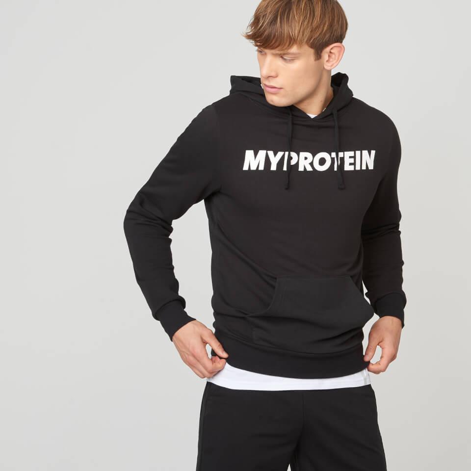 Myprotein Logo Hoodie - Black - XXL 11532334
