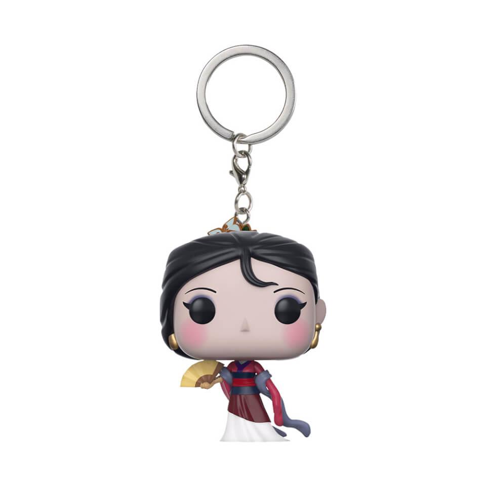 Disney Princess Mulan Pop! Keychain