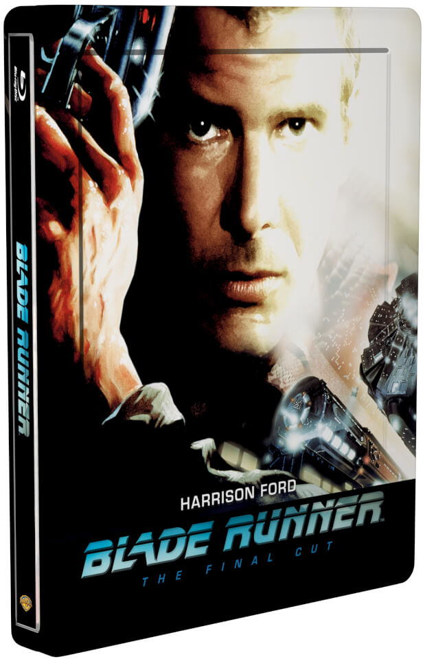 Blade Runner Limited Edition Steelbook Blu Ray Zavvi