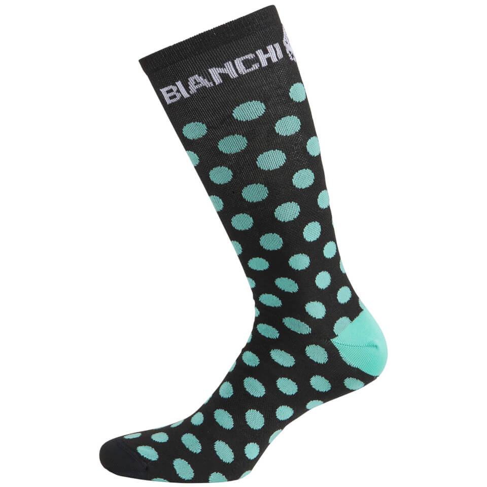 bianchi-penice-socks-black-celeste-dots-l-xl-black-celeste