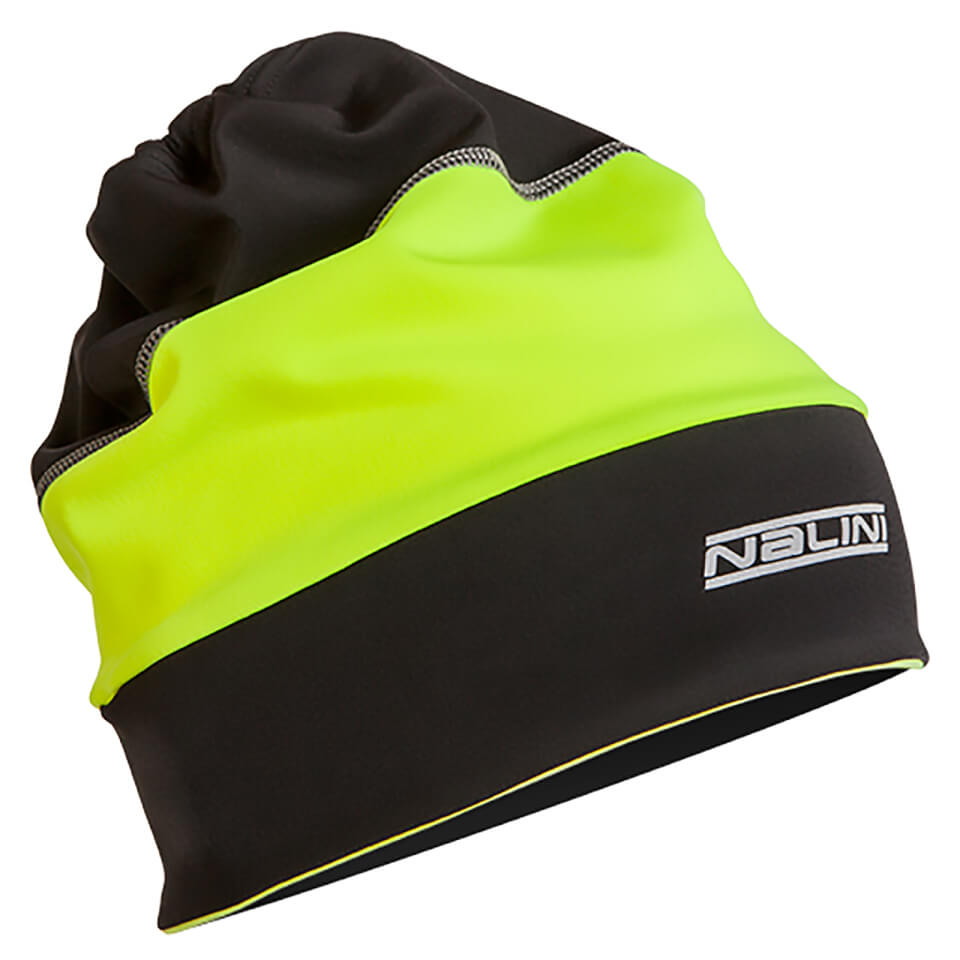 nalini-warm-gaitor-cap-black-fluro-sm-black-yellow