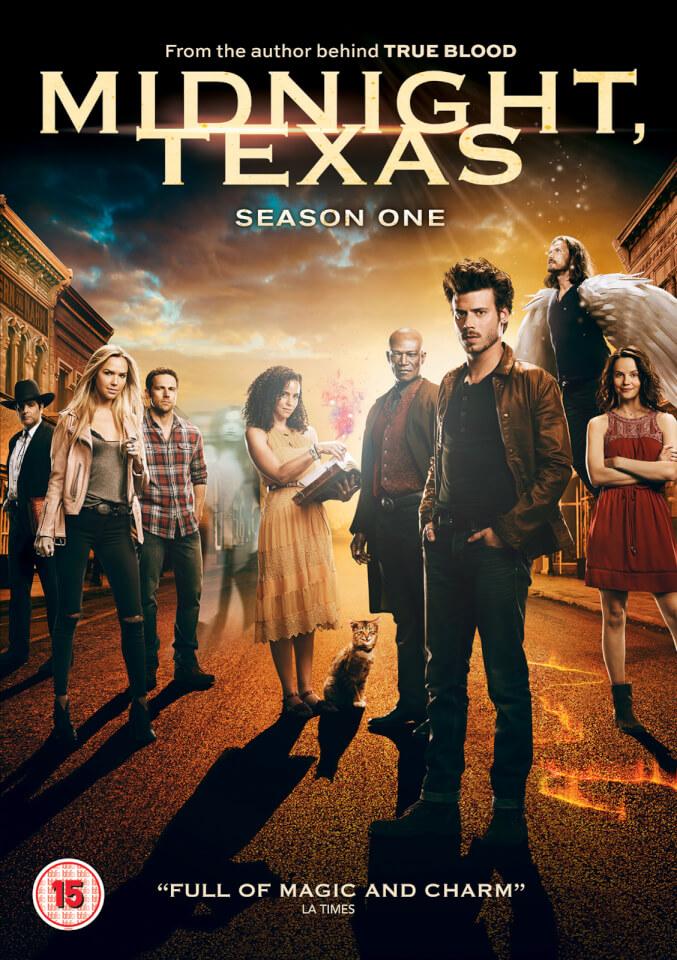 Midnight Texas Season 1 Dvd Zavvi