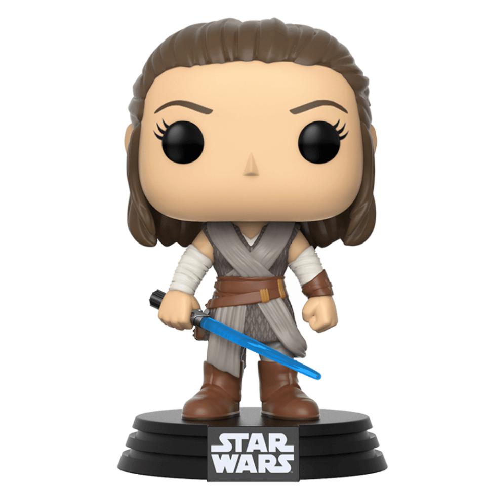 Star Wars Die letzten Jedi (The Last Jedi) Rey Pop! Vinyl Figur