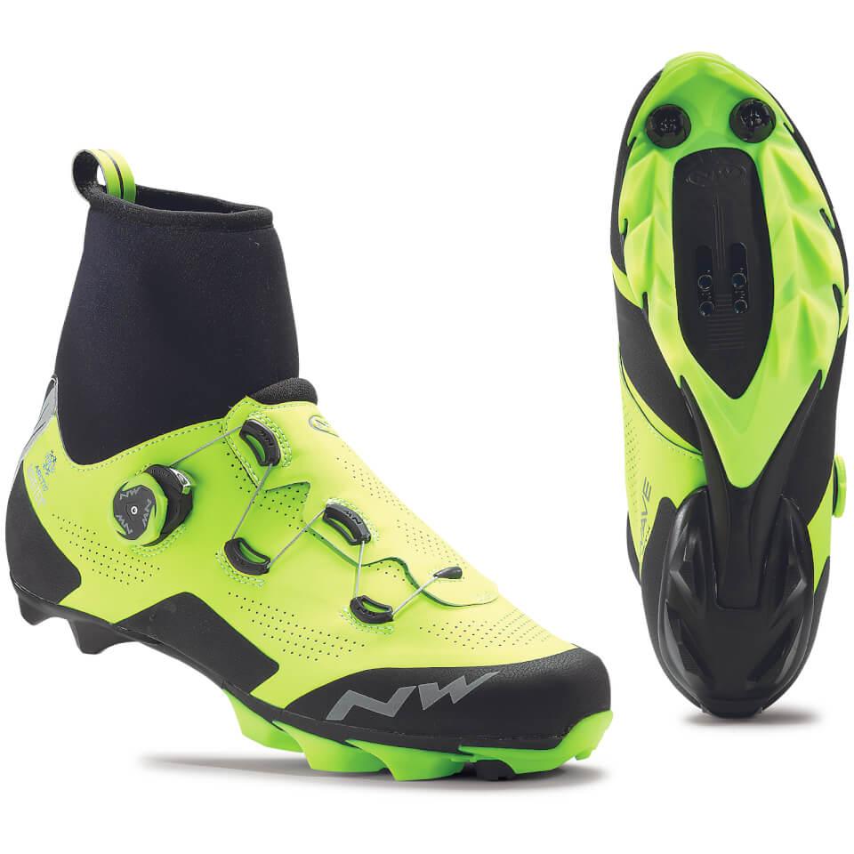 northwave-raptor-artic-mtb-winter-boots-yellow-65-40-yellow
