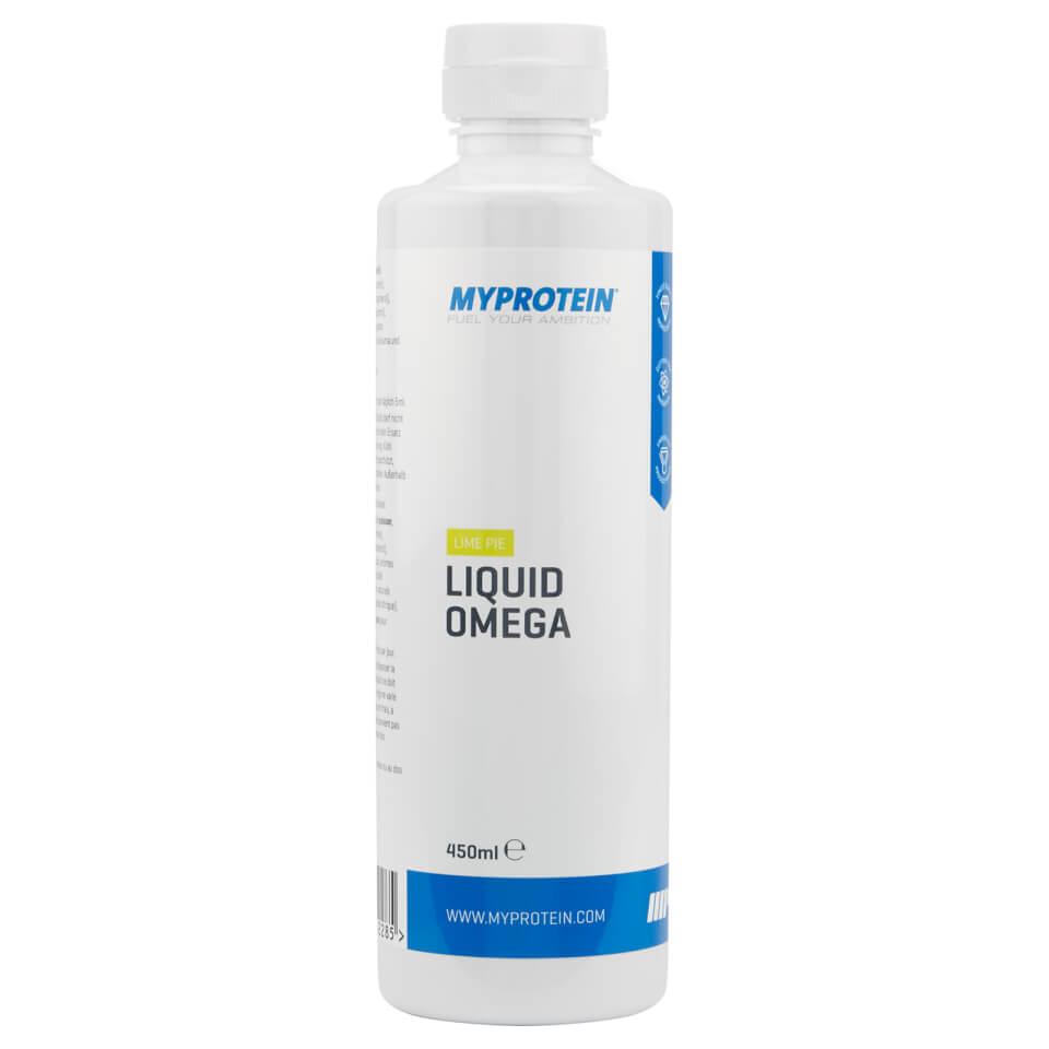 Omega Líquido - 450ml - Tube - Lime Pie