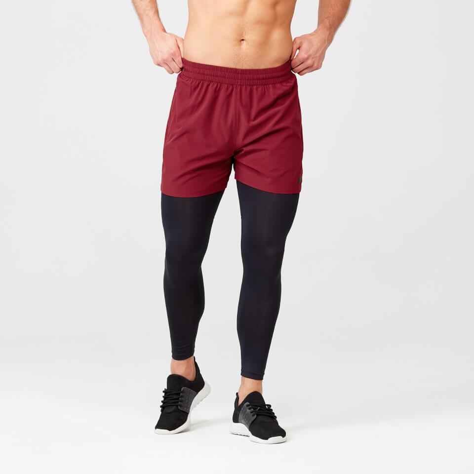 Pantalón Corto Sprint - XL - Rojo