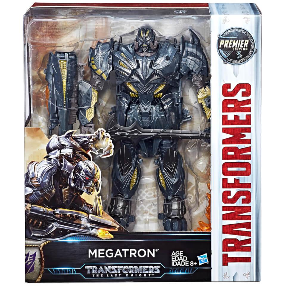 Transformers - Megatron - Premier Voyager