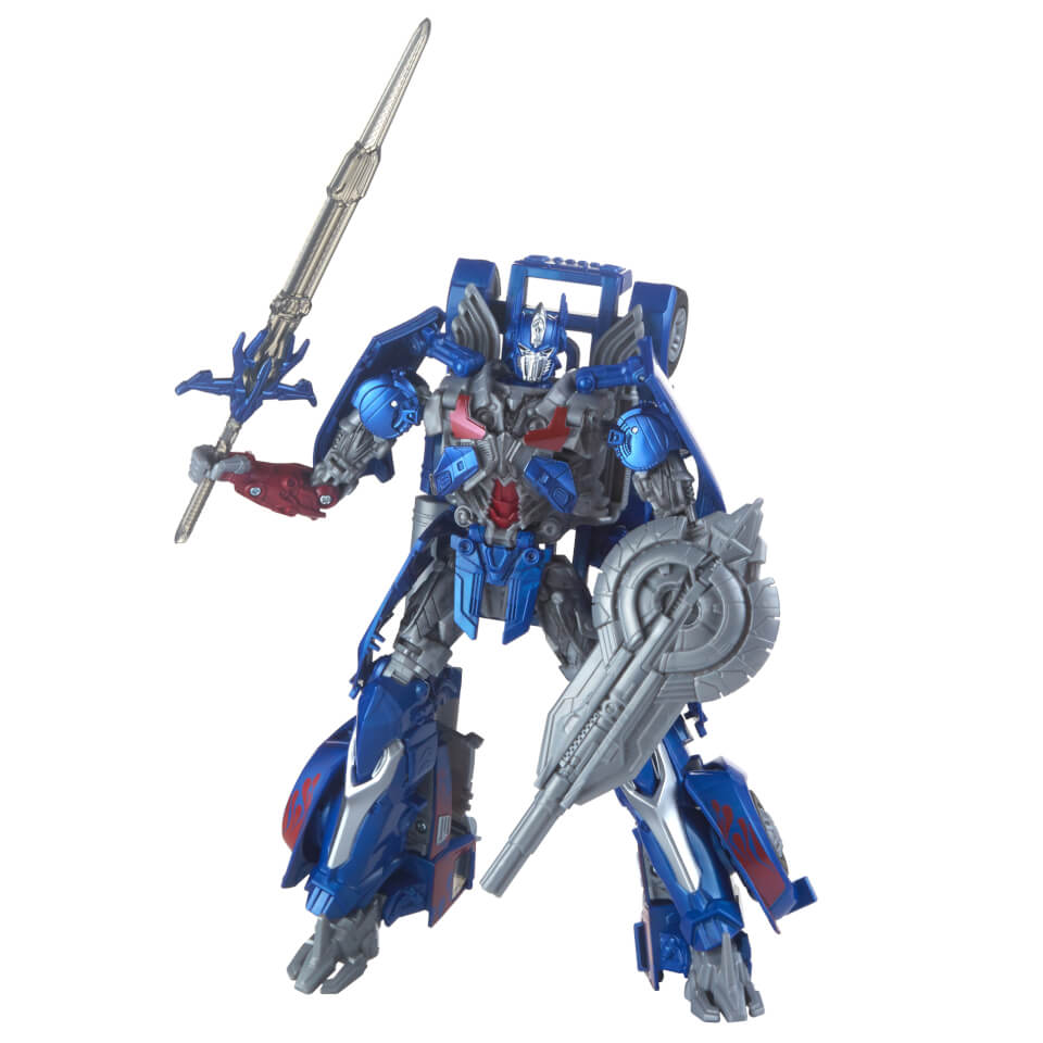 Transformers The Last Knight Premier Edition Optimus Prime Action Figure