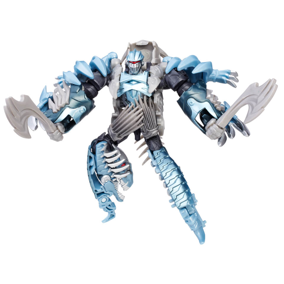Transformers The Last Knight Premier Edition Dinobot Slash Action Figure