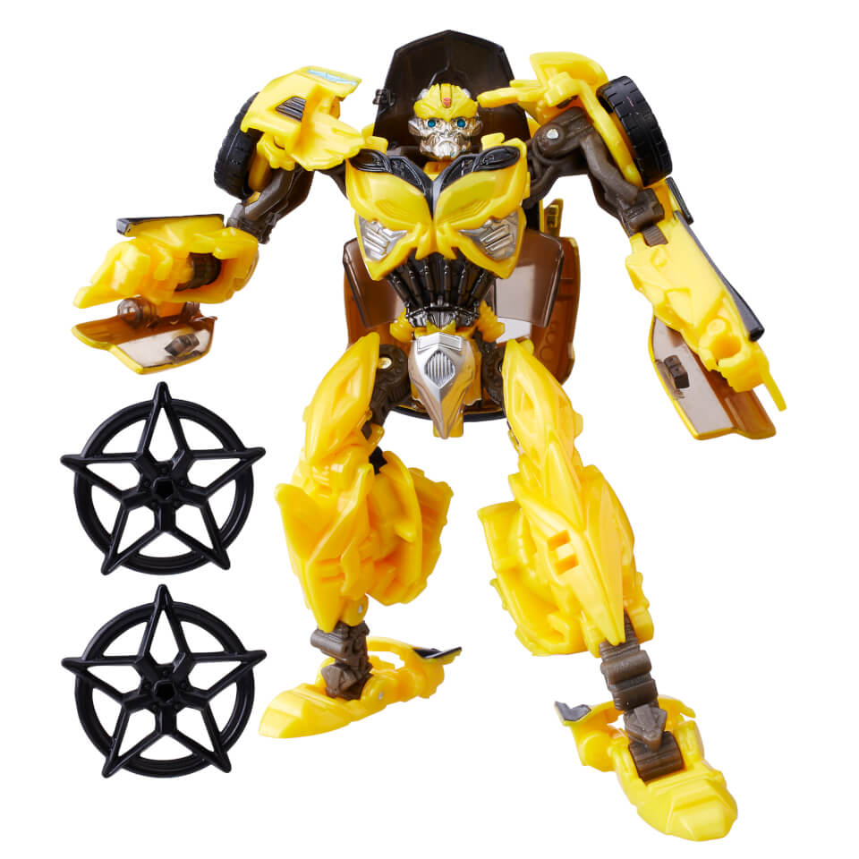 Transformers The Last Knight Premier Edition Bumblebee Action Figure