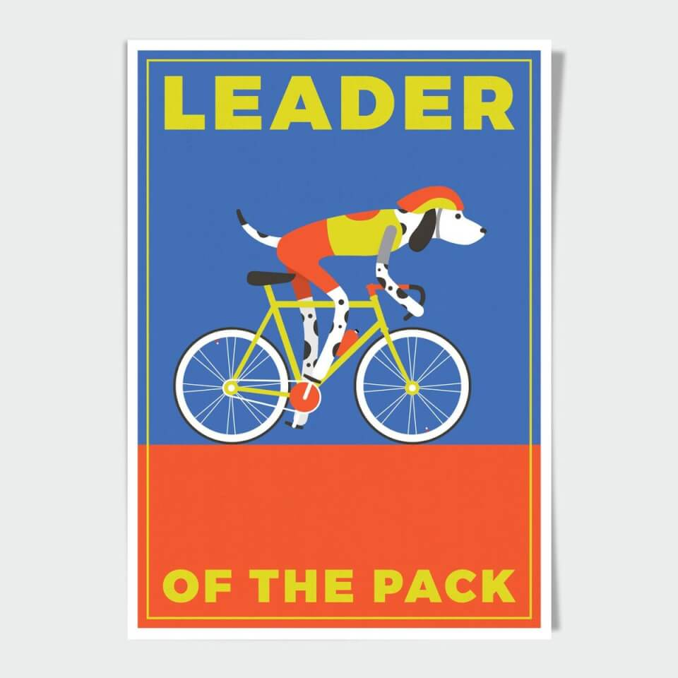 leader-of-the-pack-a4-print