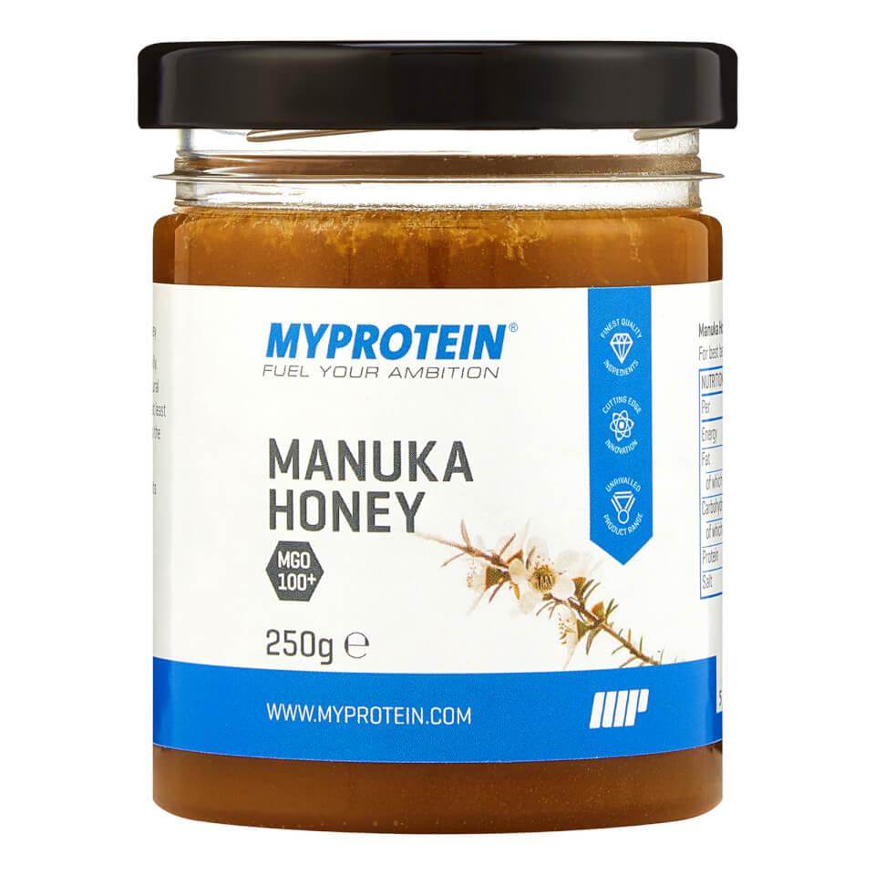Miel de Manuka - 250g - Sin sabor