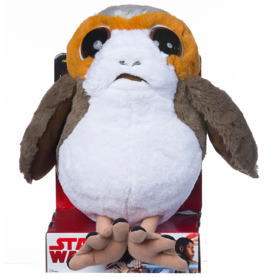 Star Wars Episode 8 The Last Jedi 10 Porg Plush