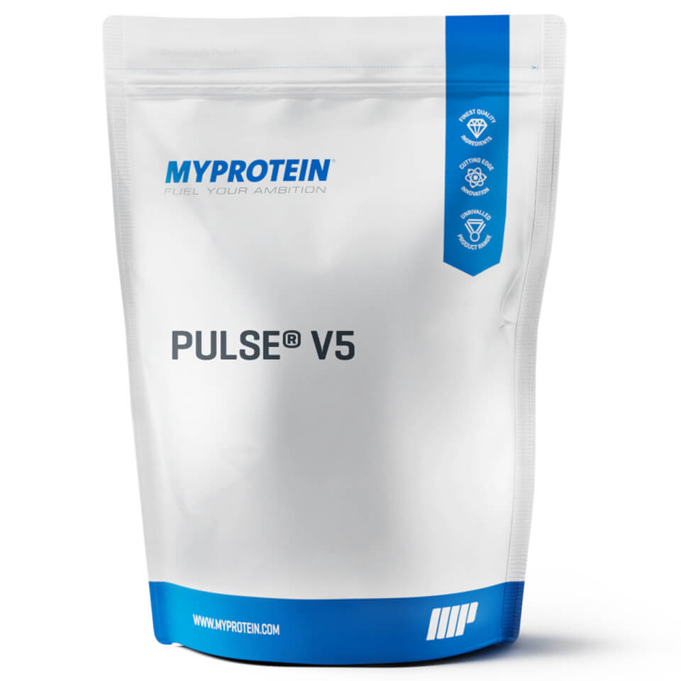 Pulse Pre-Workout - 250g - Pouch - Cola