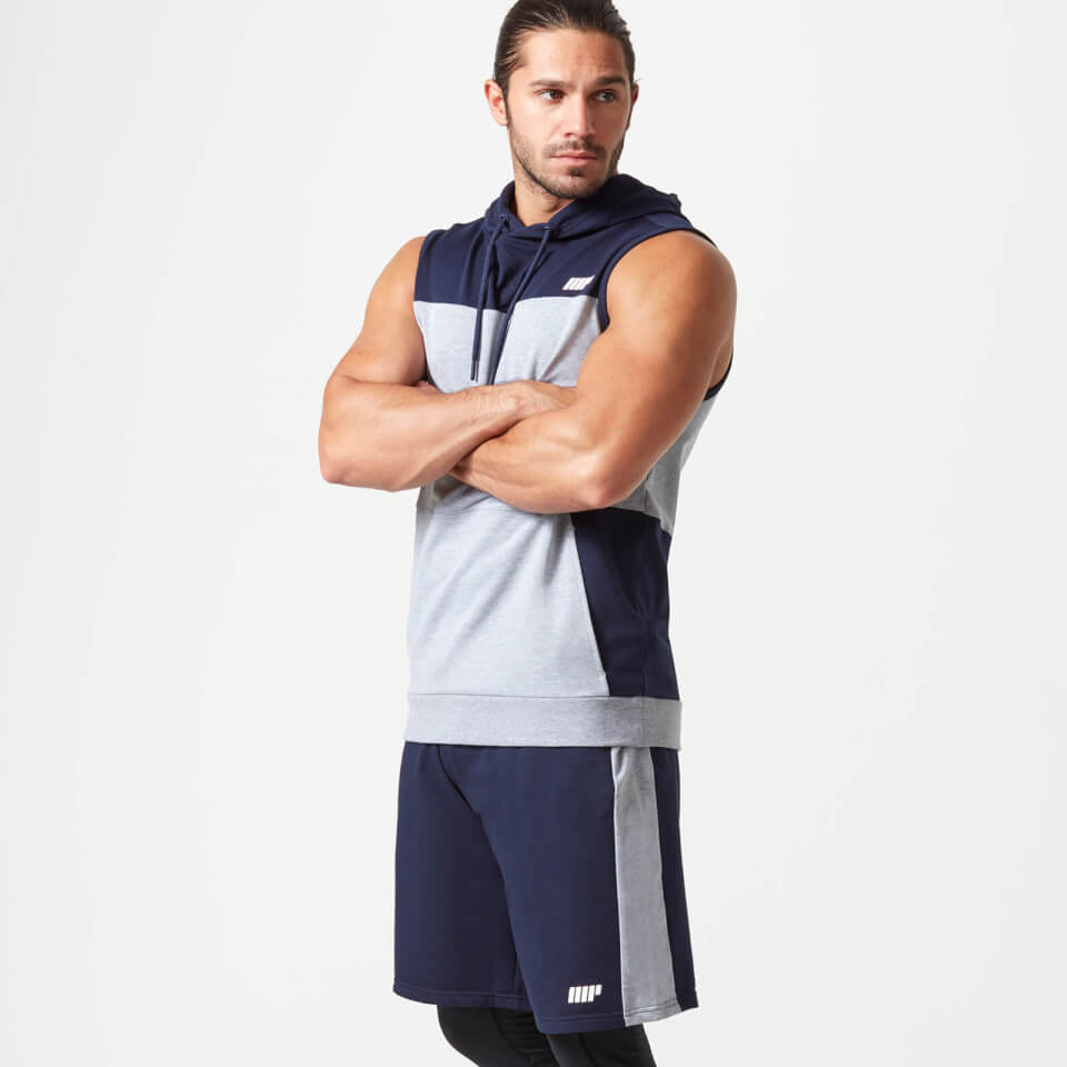 The Navy Superlite Outfit Bundle - Shorts - S - Hoodie - XXL 11542931