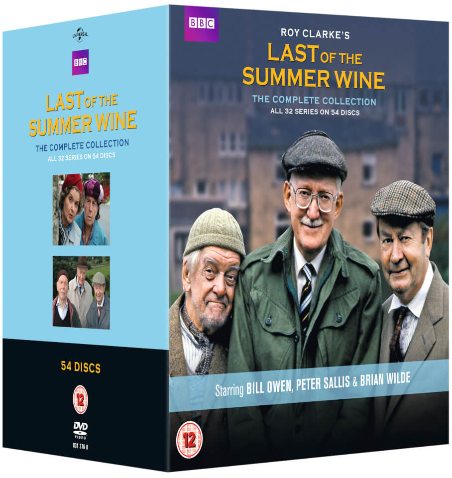 Last Of The Summer Wine - Complete Series 1 - 31 DVD