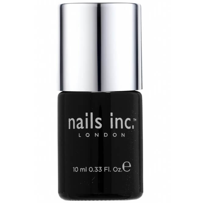 NAILS INC 45 Second Top Coat with Kensington Caviar | GLOSSYBOX US