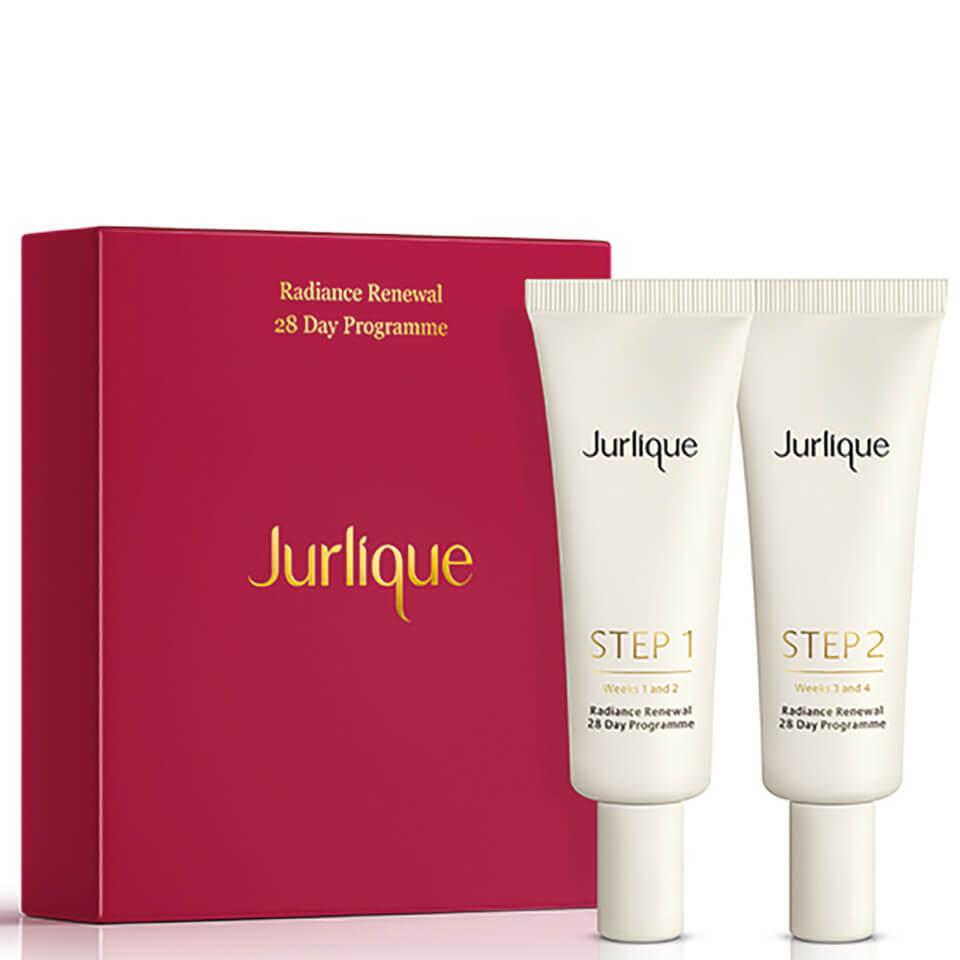 jurlique radiance renewal 28 day programme for nok690
