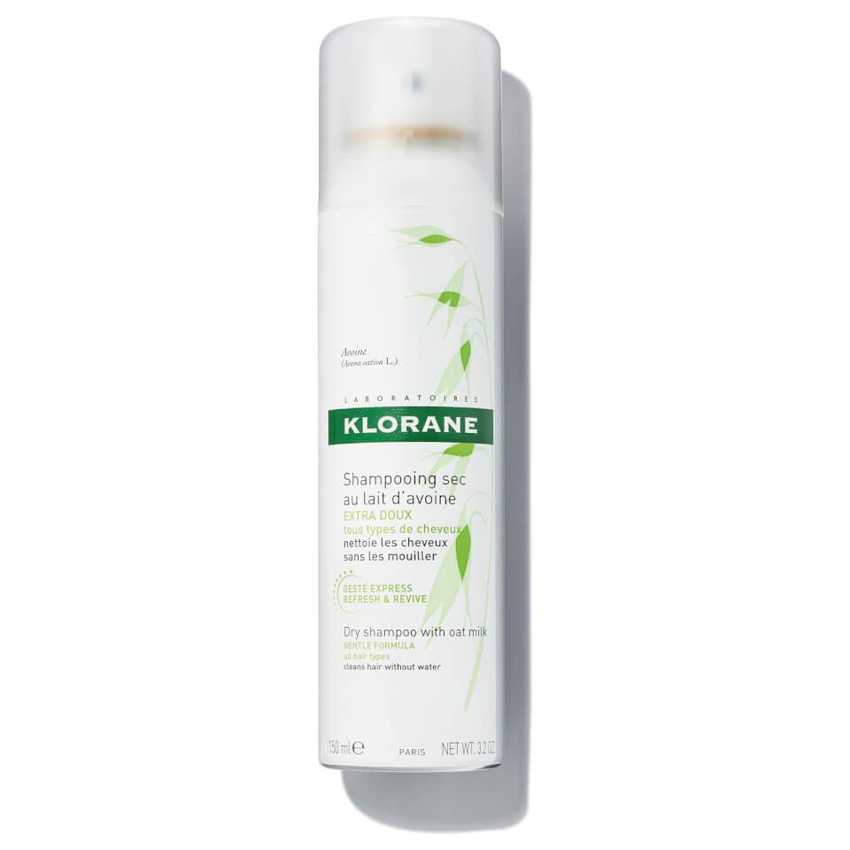 Klorane Ultramilde Droogshampoo Met Havermelk Spray 150ml